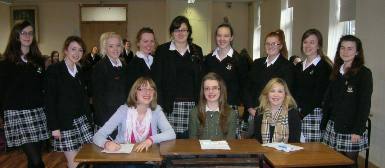 Senior School Debates commence in Currylea