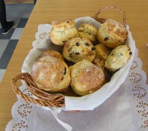 Assignment 1: Batch of scones