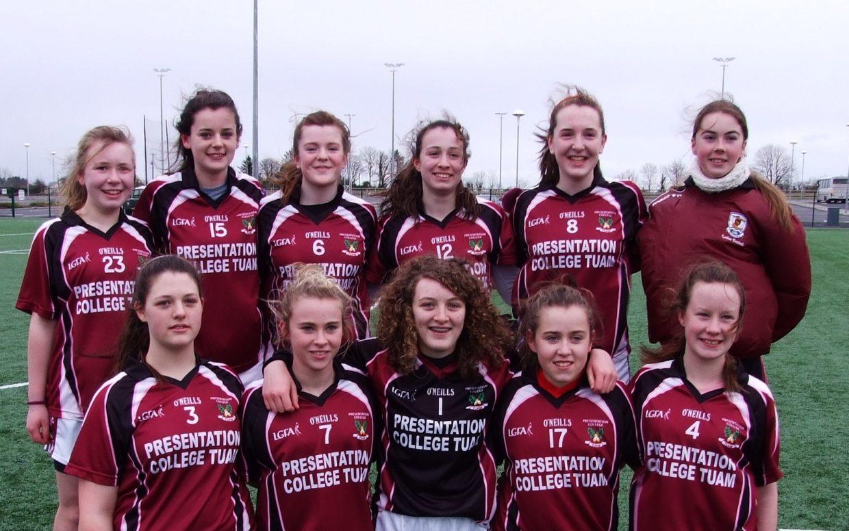 Junior C Connacht Champions 2014
