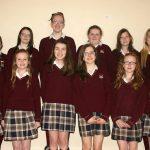Presentation College Currylea Green School Team 2013 - 2014