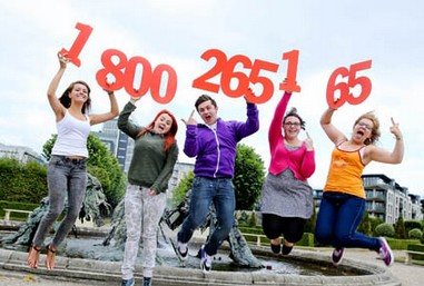 The 1800 265 165 Exam Helpline 2014