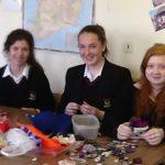Fatima, Emily & Lauren all making beautiful, distinctive & very special craft jewellery