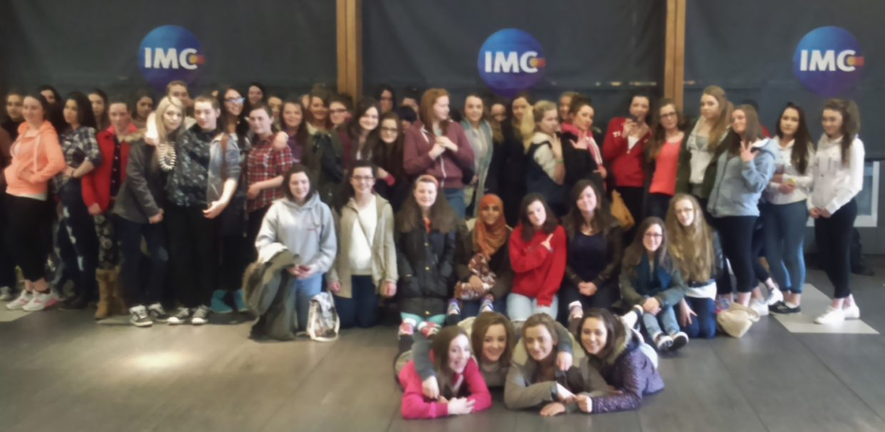 Second Years go to see the Human Rights Film Selma