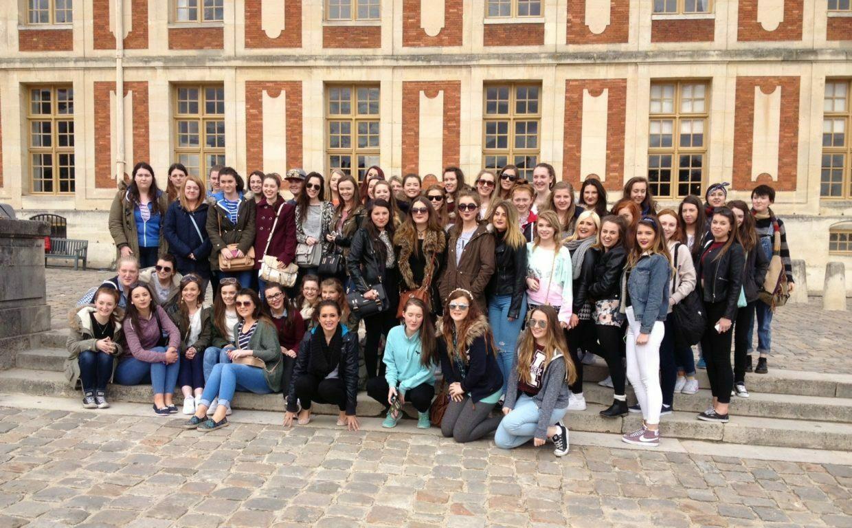 Pres Currylea 2015 tour to Paris