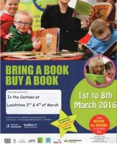 BRING A BOOK, BUY A BOOK Campaign