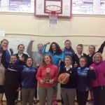 Congratulations to our Senior Basketball team & Ms Jacobsen, who won the John Kenny memorial match in Pres Athenry.