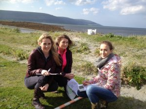 Leaving Certificate Geography Field Trip 2016 - 2017