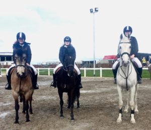The school equestrian team who recently competed in the Interschool's Ireland show jumping competition