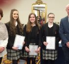 Congratulations to our award winning speakers