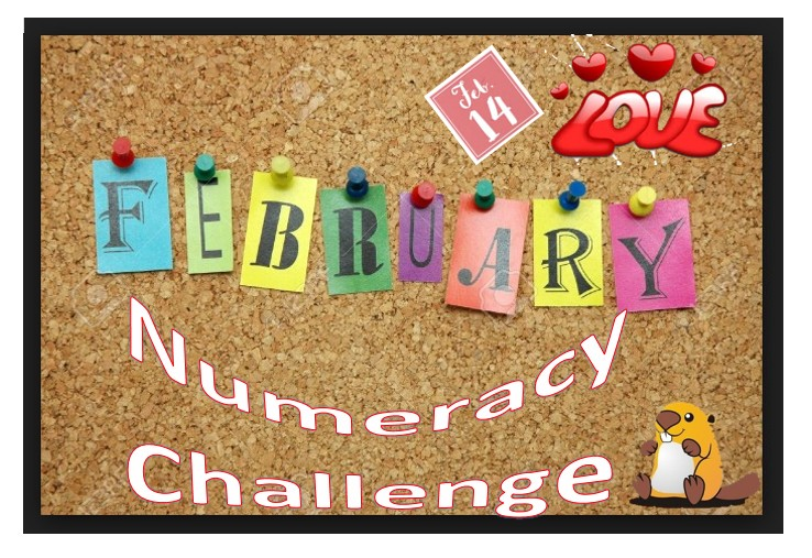 Numeracy Challenges for February