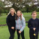 Transition Years Teeing off in style