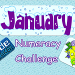 Numeracy Challenge for January