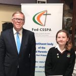 Congratulations Lucy for winning the Senior Category National essay competition