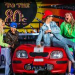 Back to the 80's our school musical